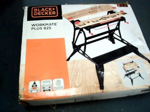 Lot 7604 BLACK+DECKER WM825 WORKMATE PLUS