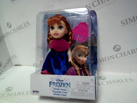 Lot 25 DISNEY FROZEN PETITE ANNA DOLL   3+
