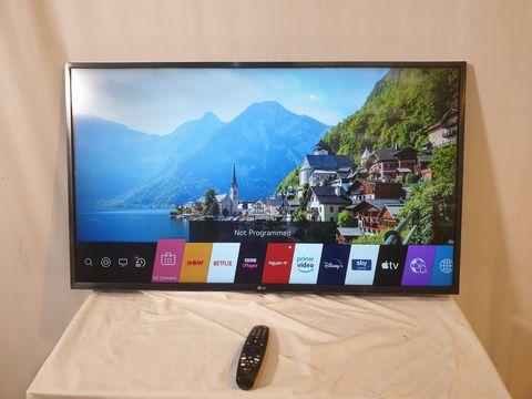 Lot 41 LG 43UM73006LC 43 INCH SMART 4K HDR LED TV