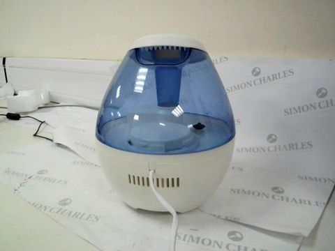Lot 1244 VICKS COOLMIST ULTRASONIC HUMIDIFIER