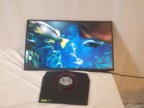 Lot 85 ASUS VG258QR 25 INCH FHD UP TO 165HZ ESPORTS GAMING MONITOR