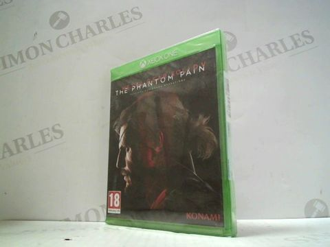 Lot 3040 METAL GEAR SOLID V: THE PHANTOM PAIN XBOX ONE GAME