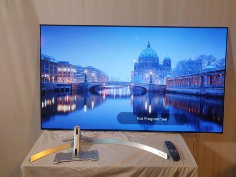 Lot 11 LG 55 INCH OLED55B7V-ES OLED 4K ULTRA HD PREMIUM SMART TV