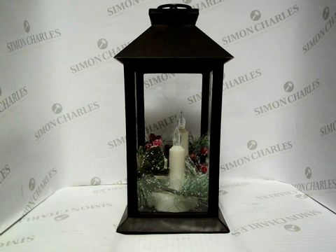 Lot 7354 FESTIVE LIGHT UP LANTERN