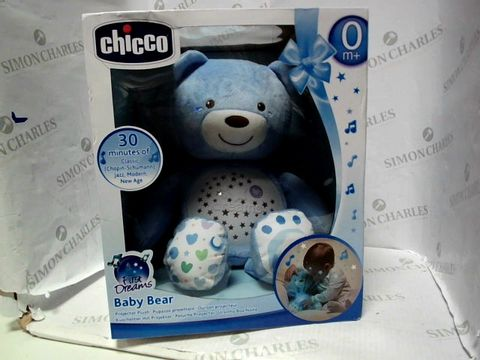 Lot 3065 CHICCO BABY BEAR PROJECTOR PLUSH