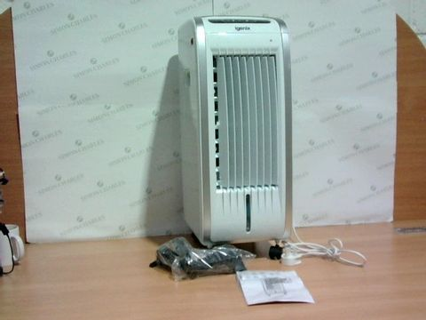 Lot 2411 IGENIX 4 IN 1 UNIT WITH COOLING, HEATING, IONISER AND DEHUMIDIFIER