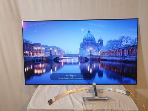 Lot 28 LG 55 INCH OLED55B7V-ES OLED 4K ULTRA HD PREMIUM SMART TV