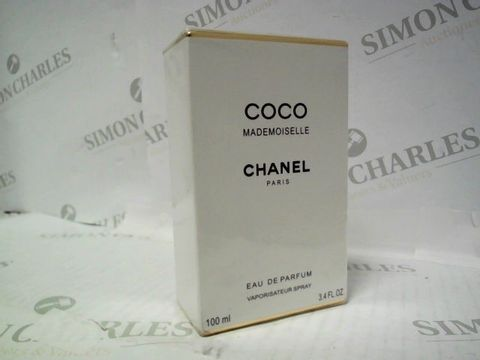Lot 3090 BRAND NEW AND SEALED CHANEL COCO MADEMOISELLE EDP 100ML