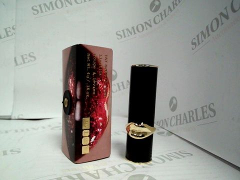 Lot 7395 PAT MCGRATH LABS LIPSTICK - MATTETRANCE 016 PEEP SHOW  RRP £35.00