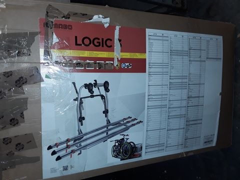 Lot 144 MENABO 927828 LOGIC III REAR BICYCLE CARRIER