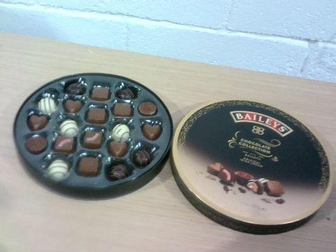 Lot 42 BAILEYS CHOCOLATE COLLECTION