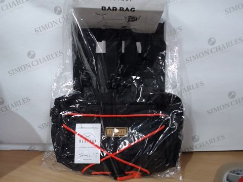 Lot 2052 RESTRAP BAR BAG - NEW CONDITION