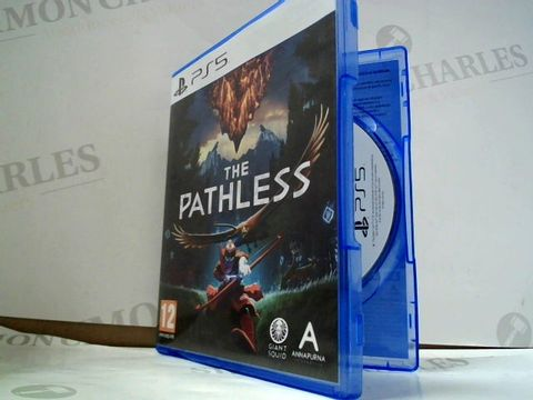 Lot 8180 THE PATHLESS PLAYSTATION 5 GAME