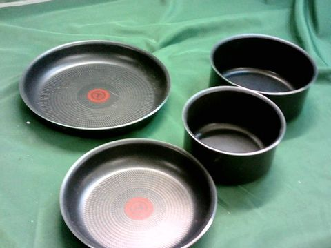 Lot 5235 TEFAL 4 PIECE PAN SET