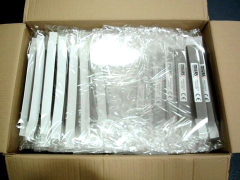 Lot 340 BOX OF APPROX 100 DISPOSABLE FACE SHIELD
