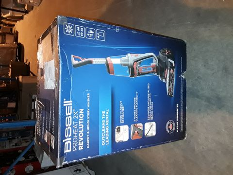 Lot 2431 BISSELL PROHEAT 2X REVOLUTION CARPET CLEANER WITH HEATWAVE TECHNOLOGY
