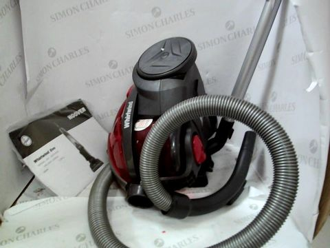 Lot 9212 HOOVER WHIRLWIND BAGLESS VACUUM CLEANER