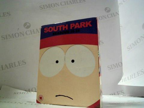 Lot 8145 SOUTH PARK SEASEONS 11-15 BOX ET