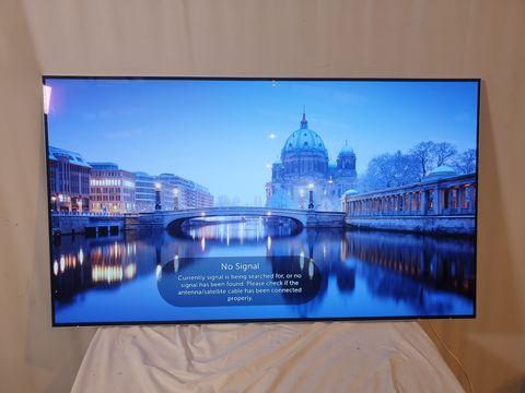 Lot 33 LG 55 INCH OLED55B7V-ES OLED 4K ULTRA HD PREMIUM SMART TV