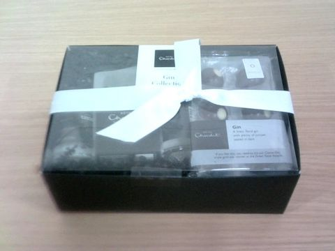 Lot 64 HOTEL CHOCOLAT THE GIN COLLECTION