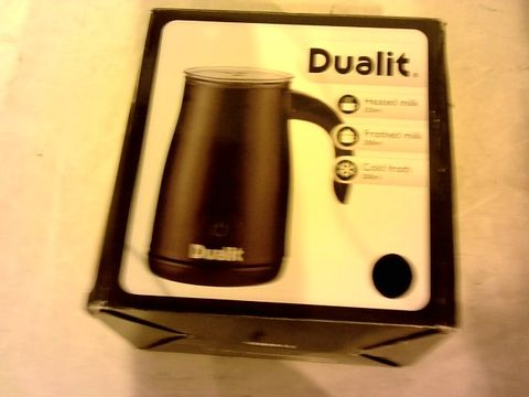 Lot 12055 DUALIT MILK EASY MILK FROTHER
