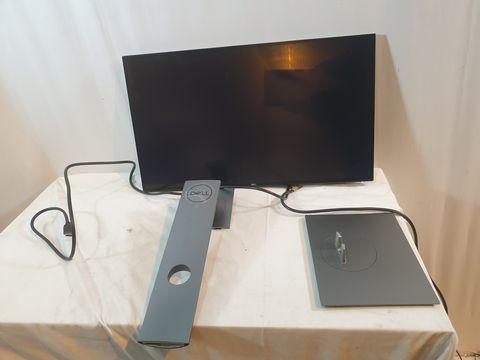 Lot 604 DELL U2520D ULTRASHARP USB-C 25 INCH QHD (2560 X 1440) MONITOR