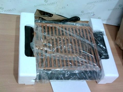 Lot 3300 GOTHAM STEEL COPPER NON-STICK ELECTRIC INDOOR GRILL