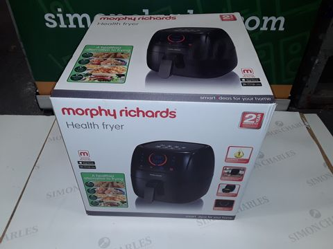 Lot 8234 MORPHY RICHARDS HEALTH FRYER