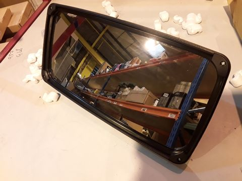 Lot 3 RED TRUCK REAR VIEW MIRROR
