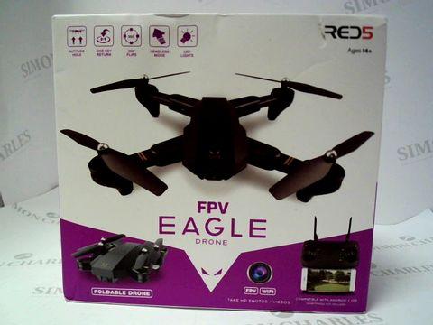 Lot 123 FPV EAGLE DRONE