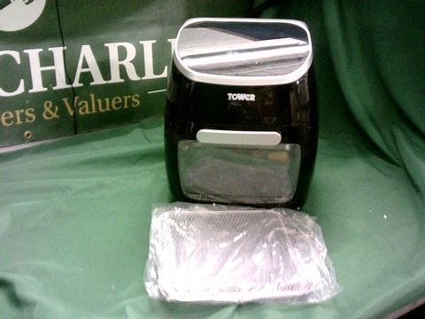 Lot 4036 TOWER 5-IN-1 MANUAL AIR FRYER OVEN WITH ROTISSERIE 11L