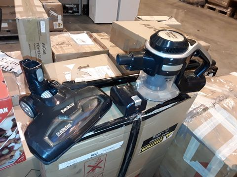 Lot 8312 BELDRAY AIRGILITY + CORDLESS VACUUM CLEANER