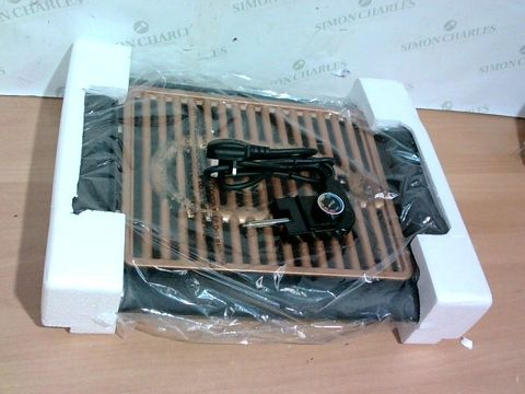 Lot 3309 GOTHAM STEEL COPPER NON-STICK ELECTRIC INDOOR GRILL