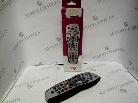 Lot 7381 SKY TV REMOTE CONTROL