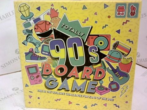 Lot 52 90'S BOARD GAME RRP £24.99