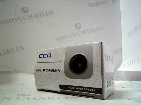 Lot 8255 CCD DIDGITAL VIDEO CAMERA
