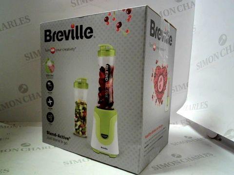 Lot 4718 BREVILLE BLEND ACTIVE
