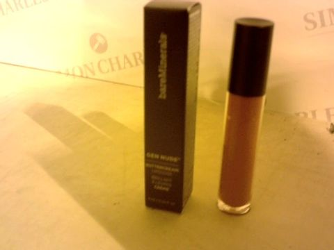 Lot 2208 BOX OF APPROXIMATELY 10 BE MINERALS LIP GLOSS
