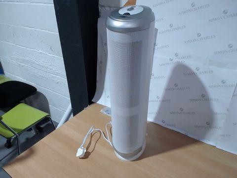 Lot 2572 BIONAIRE TOWER AIR PURIFIER