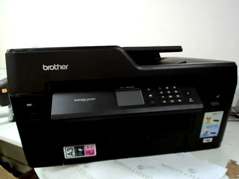 Lot 13461 BROTHER MFC-J6530DW COLOUR INKJET PRINTER