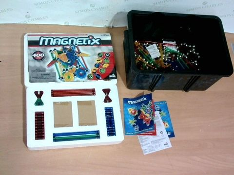Lot 1024 MAGNETIX MEGA-MIX