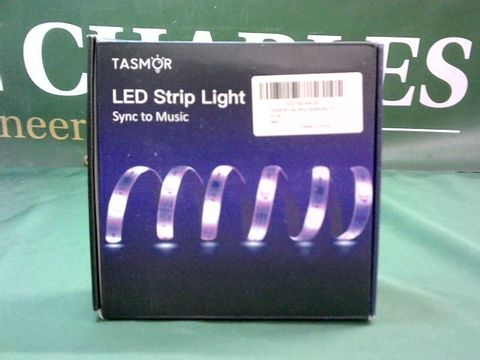 Lot 9013 TASMOR LED STRIP LIGHT 20 METERS
