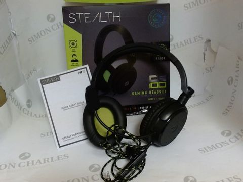 Lot 3522 STEALTH C6 100 GAMING HEADSET WIRED