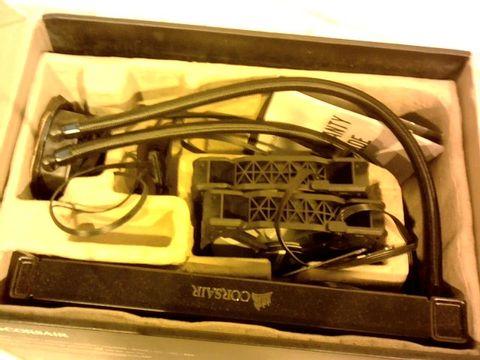 Lot 11651 CORSAIR ICUE H100I PRO XT RGB AOI LIQUID CPU COOLER