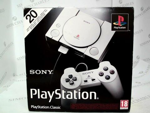 Lot 3409 BRAND NEW BOXED SONY PLAYSTATION CLASSIC
