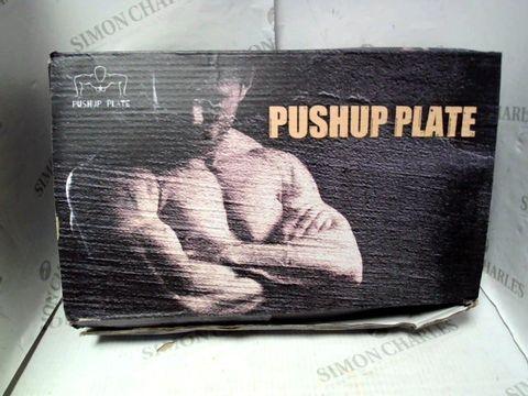 Lot 7327 PUSHUP PLATE