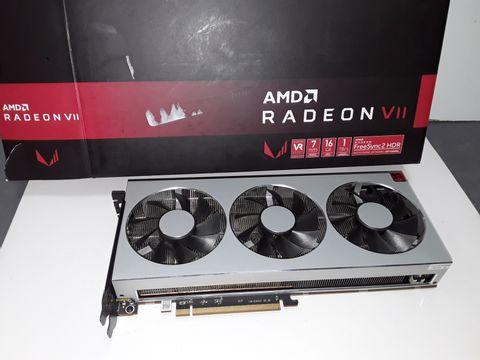 Lot 4076 AMD RADEON 7 16GB GRAPHICS CARD