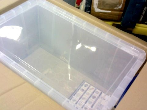 Lot 431 REALLY USEFUL STORAGE 84L CONTAINER