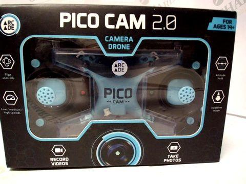 Lot 2043 BRAND NEW - 2 X PICO CAM CAMERA DRONE 2.0