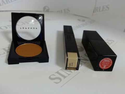 Lot 9442 BOX OF APPROXIMATELY 85 ASSORTED BRAND NEW MAKE UP ITEMS TO INCLUDE MORPH EYESHADOWS, HONEY CONCEALERS AND OOH LA LA LIPSTICKS